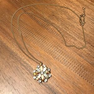 J. Crew pendant necklace